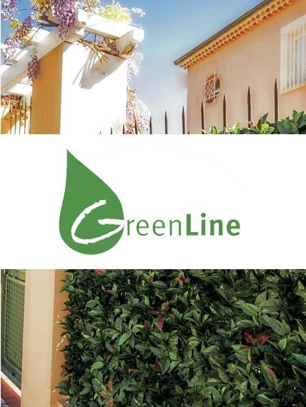 Feuillage artificiel GreenLine